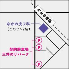 近くの略地図